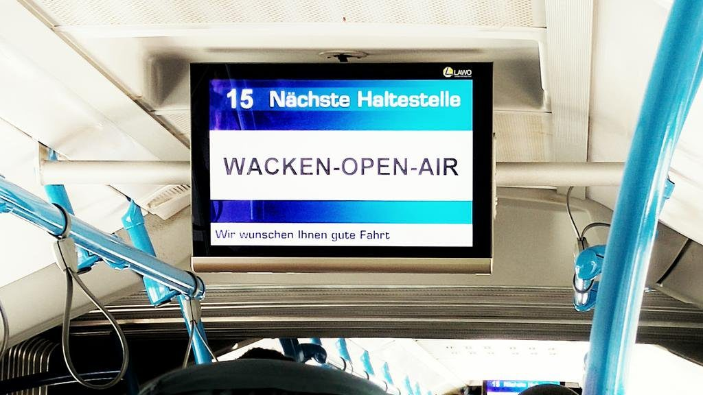 bus nach wacken open air